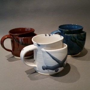 Mugs with pockets
